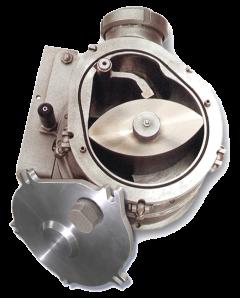 Pompe volumétrique Bilobe EGRETIER à nettoyage et ouverture simple