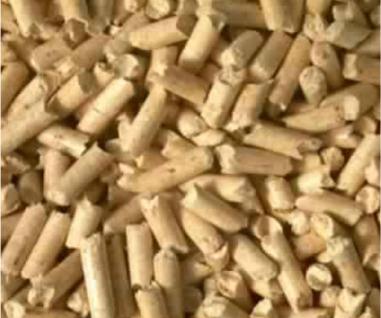 Pellets de bois, transférés dans la vanne bidirectionnelle EGRETIER
