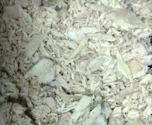 Poissons en morceaux ou filets, transférés par la vanne bidirectionnelle EGRETIER