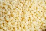 Égrenage de semoule coucous grains moyens par l'égreneur trieur EGRETIER